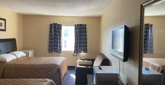 Caravan Inn Motel - Niagara Falls - Bedroom