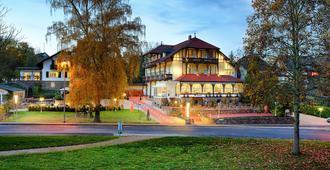Park Hotel Bad Salzig - Boppard - Bygning