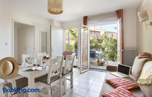 Résidence Odalys Le Mas des Flamants - Aigues-Mortes - Dining room