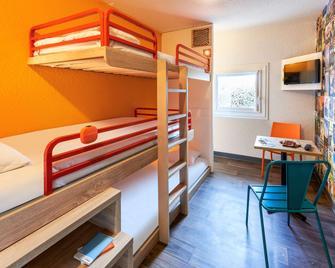 Hotelf1 Grenoble Université - Gières - Bedroom