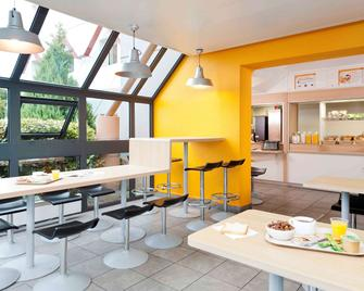 Hotelf1 Grenoble Université - Ж'єр - Ресторан