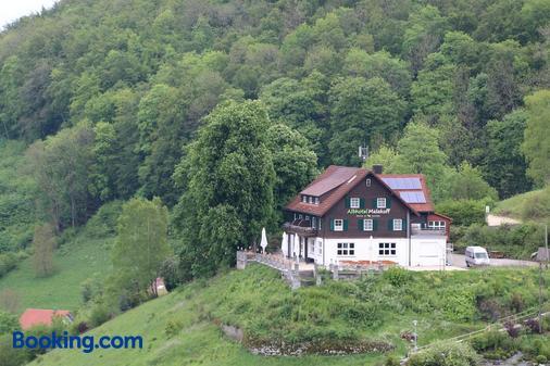 Albhotel Malakoff - Wiesensteig - Building