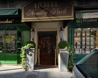 Neuilly Park Hotel - Neuilly-sur-Seine - Building