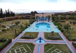 Riad Qodwa - Marrakesh - Bể bơi