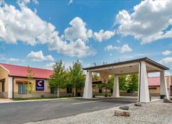 Comfort Inn & Suites - Alamosa - Building