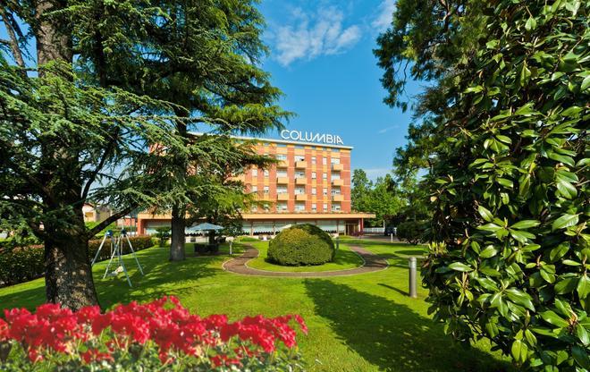 泰爾梅哥倫比亞酒店 - 阿巴諾泰爾梅 - 建築