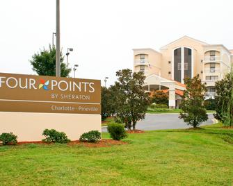 Four Points by Sheraton Charlotte-Pineville - Pineville - Building