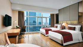 洲際酒店 成都仁恒洲際行政公寓 - 成都 - 臥室