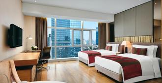 Intercontinental Residences Chengdu City Center - Chengdu - Bedroom