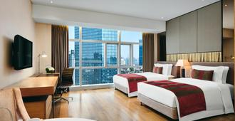 Intercontinental Residences Chengdu City Center, An IHG Hotel - צ'נגדו - חדר שינה