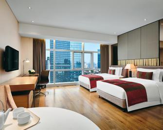 Intercontinental Residences Chengdu City Center, An IHG Hotel - Chengdu - Bedroom