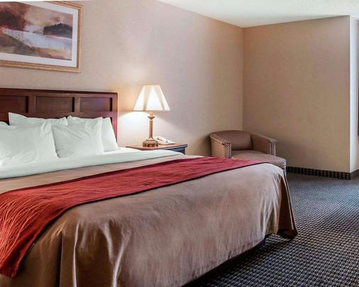 Comfort Inn - Livonia - Bedroom