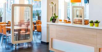Ibis Budget Leuven Centrum - Lovaina - Recepción