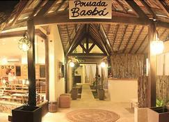 포자다 바오바 - 지조카 데 제리코아코아라 - 건물