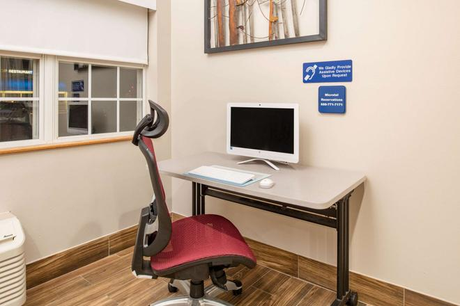 Microtel Inn & Suites by Wyndham Springfield - Springfield - Business centre