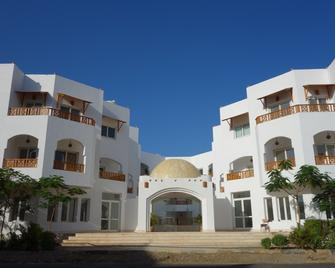 Blue Vision Diving Hotel - Марса-Алам - Здание