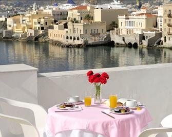 Sea Colours - Ermoupoli - Balcony