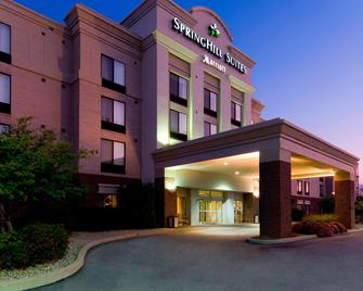 SpringHill Suites by Marriott Indianapolis Carmel - Carmel - Building