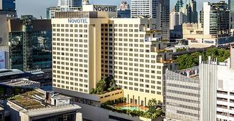 Novotel Bangkok on Siam Square - Bangkok - Outdoor view