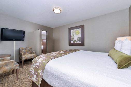 Best Western Plus Anaheim Inn - Anaheim - Bedroom