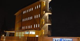 Hotel Alverì - Venice - Toà nhà