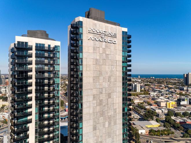 馬爾科想像公寓 - 墨爾本 - 建築