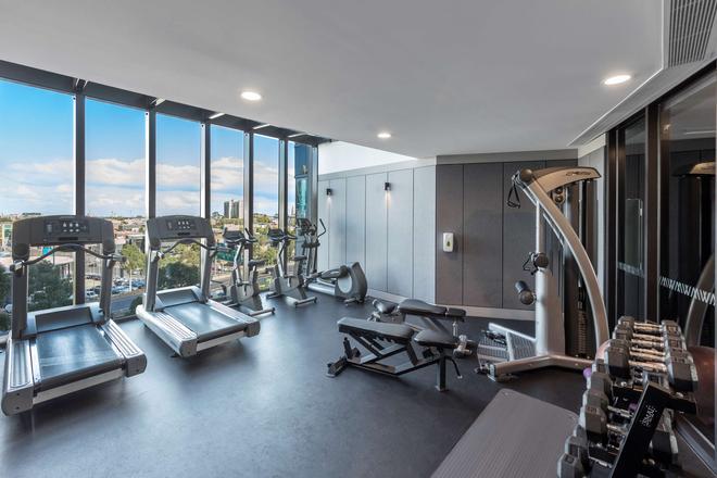 馬爾科想像公寓 - 墨爾本 - 健身房