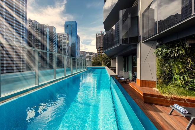 馬爾科想像公寓 - 墨爾本 - 游泳池