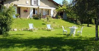 Chambres D'hotes Al Camp D'espalougues - Latour-de-Carol - Patio