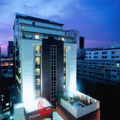 Furamaxclusive Sukhumvit - Bangkok - Rakennus