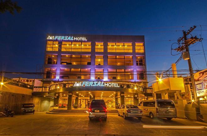 Fersal Hotel Puerto Princesa - Puerto Princesa - Building