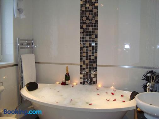 Solway Lodge Hotel - Gretna - Bathroom