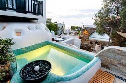 Rania Apartments Studios & Suites - Mykonos - Điểm du lịch