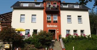 Pension Helvetia - Bad Elster - Edificio