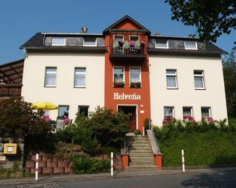 Pension Helvetia - Bad Elster - Building