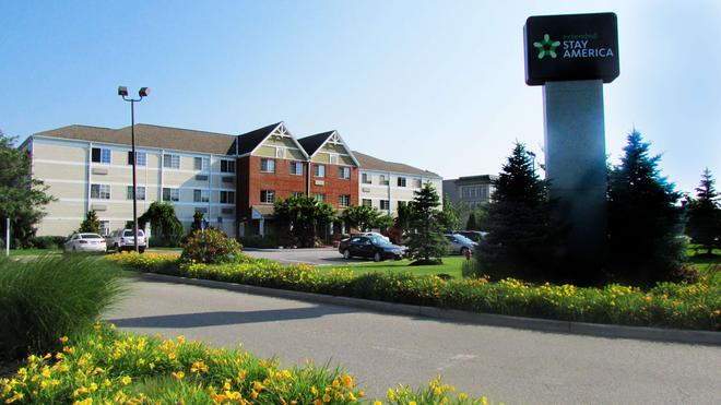 Extended Stay America - Fishkill - Route 9 - Fishkill - Bâtiment
