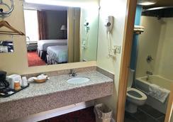 道爾頓美洲最佳價值套房酒店 - Dalton - 浴室