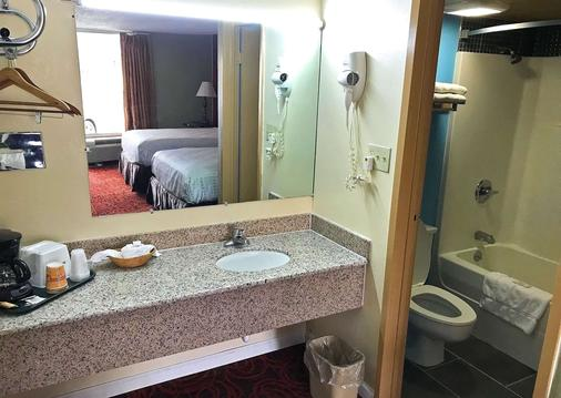 Americas Best Value Inn & Suites Dalton - Dalton - Kylpyhuone
