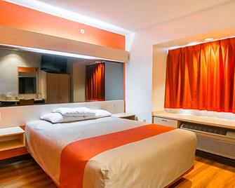 Motel 6 Sycamore - Sycamore - Ložnice