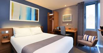 Travelodge Manchester Piccadilly - Manchester - Schlafzimmer