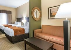 Comfort Suites - Vestal - Habitación