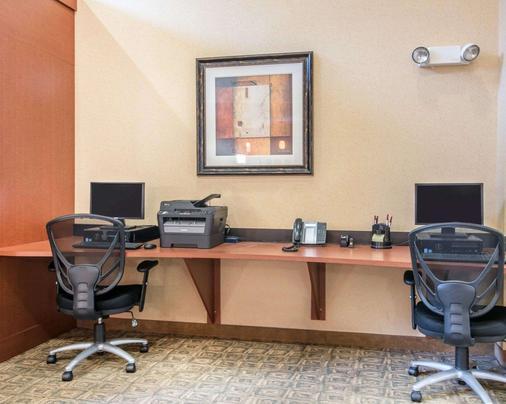 Comfort Suites - Vestal - Centro de negocios