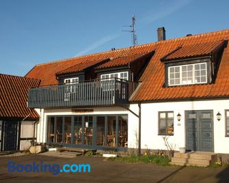 Bobergs På Hamngården - Brantevik - Gebäude