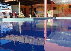 Pousada Latitude - Canoa Quebrada - Havuz