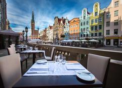 Radisson Blu Hotel, Gdansk - Γκντανσκ - Εστιατόριο