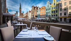 Radisson Blu Hotel, Gdansk - Gdansk - Restaurante