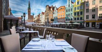 Radisson Blu Hotel, Gdansk - גדנסק - מסעדה