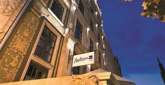 Radisson Blu Hotel, Gdansk - Gdansk - Gebouw