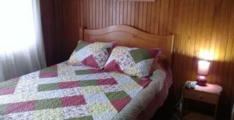 Hostal Playa Brava - Castro - Schlafzimmer