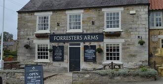 The Forresters Arms Kilburn - Йорк - Здание